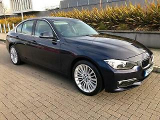 BMW 320 2.0TD 2013MY d Luxury