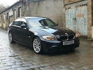 BMW 320 2.0TD auto 2009MY d M Sport Business Edition