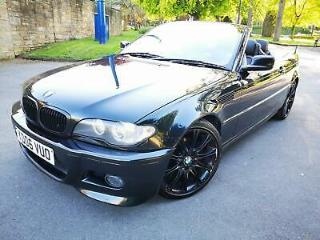 BMW 320 2.0TD Convertible 2005MY Cd SE