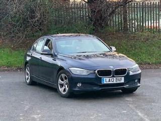 BMW 320d 2.0TD Efficient Dynamics 2013 a4 a6