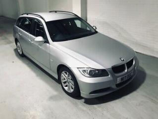 BMW 320D SE touring 2007 12 month mot FSH