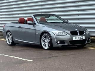 BMW 320i M Sport Convertible Automatic