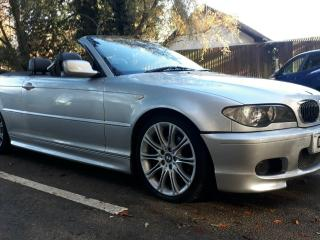 BMW 325Ci M SPORT 5 Speed Auto 53 Plate Only 67400 Miles FSH Good Condition