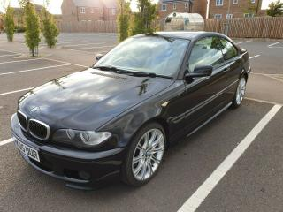 BMW 325CI M Sport Manual Coupe 2005 E46 76K and 12 Months MOT