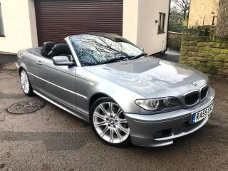 BMW 330 CI Convertible