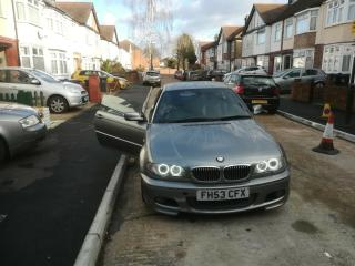 Bmw 330ci e46 sport manual