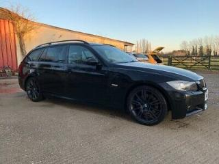 BMW 330d 2006 m sport estate