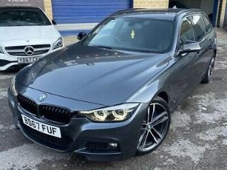 BMW 330D SHADOW EDITION M SPORT TOURING CAT S DAMAGE REPAIRED