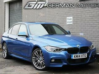 BMW 335D XdRIVE M SPORT SALOON AUTOMATIC *FINANCE AVAILABLE
