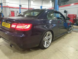 BMW 335i M Sport Convertible 2010 LCI Facelift