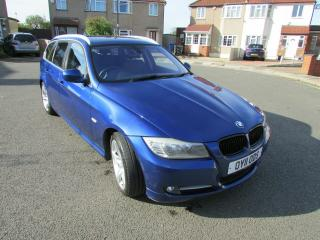 BMW 3 SERIES 2.0 318D EXCLUSIVE EDITION TOURING