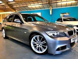 BMW 3 SERIES 2.0 318D M SPORT BUSINESS EDITION TOURING 5DR 2010 Diesel Manual