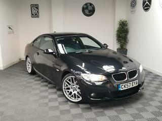 BMW 3 SERIES 2.0 320D M SPORT 2D 175 BHP DIESEL *CLEAN EXAMPLE WELL MAINTAINED