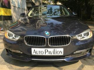 BMW 3 Series 320D LUXURY LINE 2014