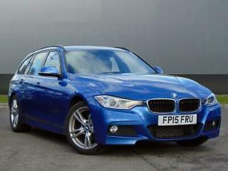 BMW 3 Series 320d M Sport 5dr [Business Media]