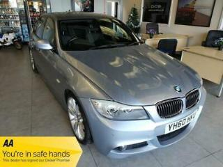 BMW 325d MSPORT. Great Performance Auto. 0 62 MPH In 6 Seconds. Leather, Sat Nav