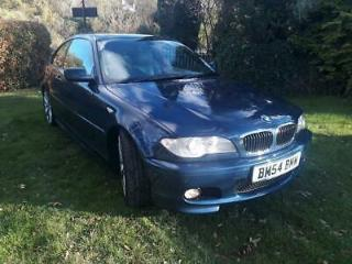 Bmw 3 Series 330Ci Sport Coupe 3.0 Automatic Petrol