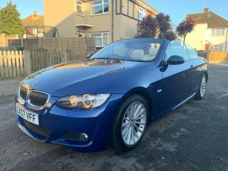 BMW 3 Series 3.0 335i M Sport Auto Convertible, *Only 23,990 Mileage*, Not M3