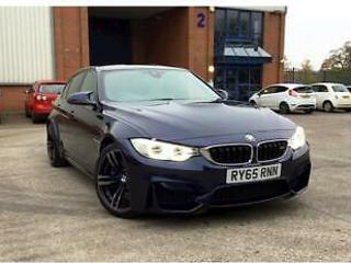 Bmw 3 Series M3 Saloon 3.0 Semi Auto Petrol