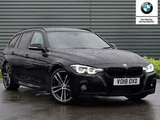 BMW 3 Series Touring Special Edition 320d M Sport Shadow Edition 5dr Step Auto