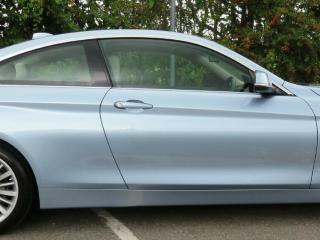 BMW 4 series 420D Luxury Sport Automatic Blue with Oyster Leather 21k Just serv