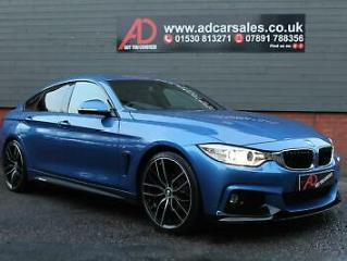 BMW 4 Series Gran Coupe 2.0 420i M Sport Gran Coupe
