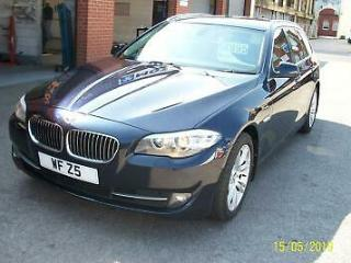BMW 520 2.0TD 2010MY D SE Touring ESTATE