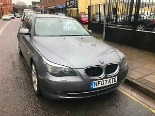 BMW 520 2.0TD auto 2007MY d SE With Full History