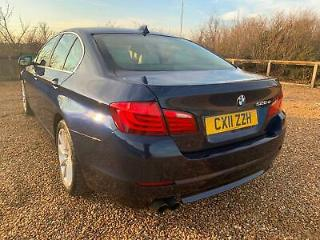 BMW 520 2.0TD automatic 2011 diesel SE 1 year warranty included in the price
