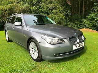 BMW 520 2.0TD Touring 2009MY d SE Business Edition, Full Leather Heated seats