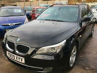 BMW 520 2.0TD Touring auto 2009MY d SE Business Edition