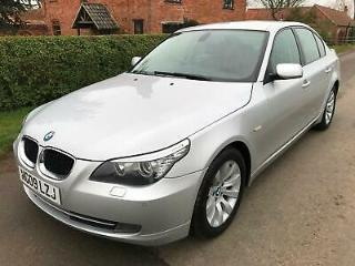 BMW 520d auto SE Business Edition, FBMWSH, 70,000 miles, Truly Outstanding!