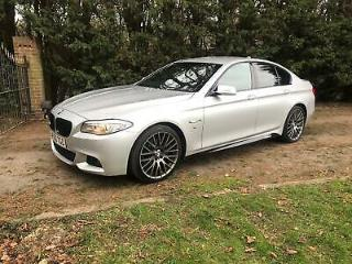 BMW 520d M PERFORMANCE SPECIAL EDITION