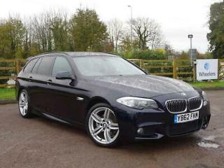 Bmw 520D M Sport Touring Estate 2.0 Automatic Diesel