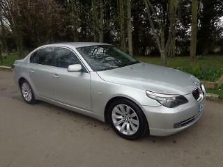 BMW 530 3.0TD 2009MY d SE choice of 3 in stock