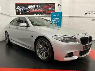 BMW 530d M Sport Step Auto [Pro Nav | 19in Alloys | £6500 In Options]