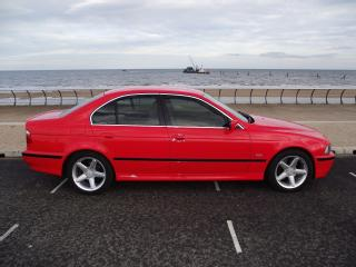 BMW 530I SE E39 SALOON 2000, REFURBISHED AND REFINISHED TO A GREAT SPEC