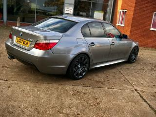 BMW 535d m sport lci,modified