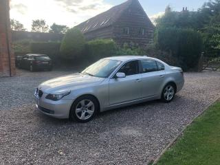 BMW 5 Series 2.0 520d SE Business Edition 4dr 09 10