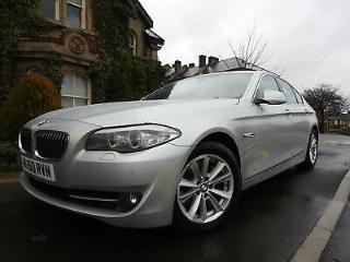BMW 5 Series 3.0 530d SE 4dr