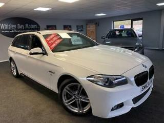 Bmw 5 Series 520D M Sport Touring Estate 2.0 Automatic Diesel