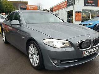 BMW 5 SERIES 523i Step Auto 523i SE Grey Semi Auto Petrol, 2010