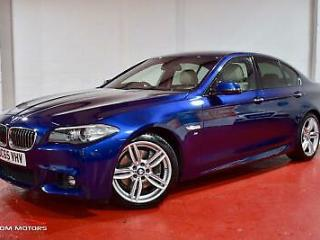 BMW 5 SERIES 530d Step Auto Start Stop 530 M Sport 2015 Diesel SemiAutomatic