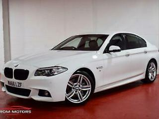 BMW 5 SERIES 530d Step Auto Start Stop 530 M Sport 2016 Diesel SemiAutomatic