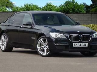 BMW 730d M Sport Exclusive BMW Individual Final Edition Huge Spec PX Welcome