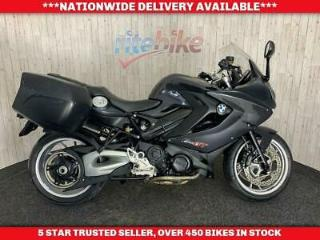 BMW F800GT F 800GT F 800 GT ABS ESA ASC 12M MOT SIDE LUGGAGE 2013 13