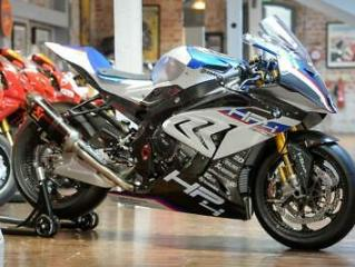 BMW HP4 Race THE ULTIMATE BMW Delivery Mileage No: 382 of 750