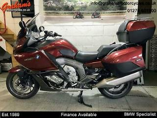 BMW K1600GT SE With Full Luggage