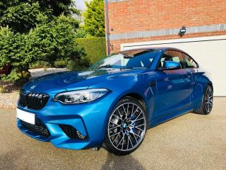 BMW M2 COMPETITION DCT 68 PLATE 3.0 2018