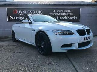 BMW M3 4.0 DCT Convertible FULL BMW SERVICE HISTORY LOW MILEAGE P/X Welcome